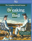 Breaking Bad: The Complete Second Season (Blu-ray Disc, 2010, 3-Disc Set) (Blu-ray Disc, 2010)