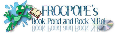 FROGPOPE BOOKs Music and Beyond