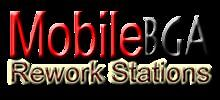 Mobile BGA Rework Stations