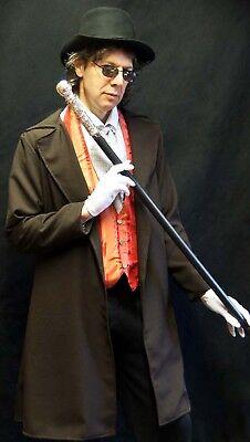 Steampunk/victorian/edwardian Frock Coat Sml-xxxxl