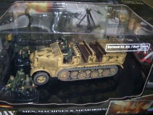 80247,Dt.Sd. Kfz. 7 Half, 1:32 , Forces of Valor neu