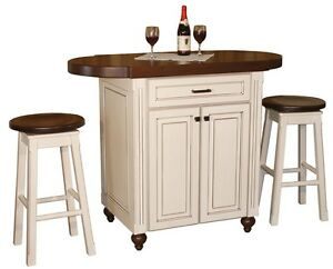 kitchen island set with stools 3 pc pub table chairs set kitchen island snack bar height 8214