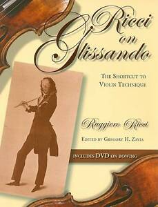 Ricci on Glissando: The Shortcut to Viol...
