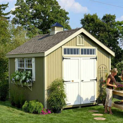 How to Determine the Right Size Shed for Your Needs