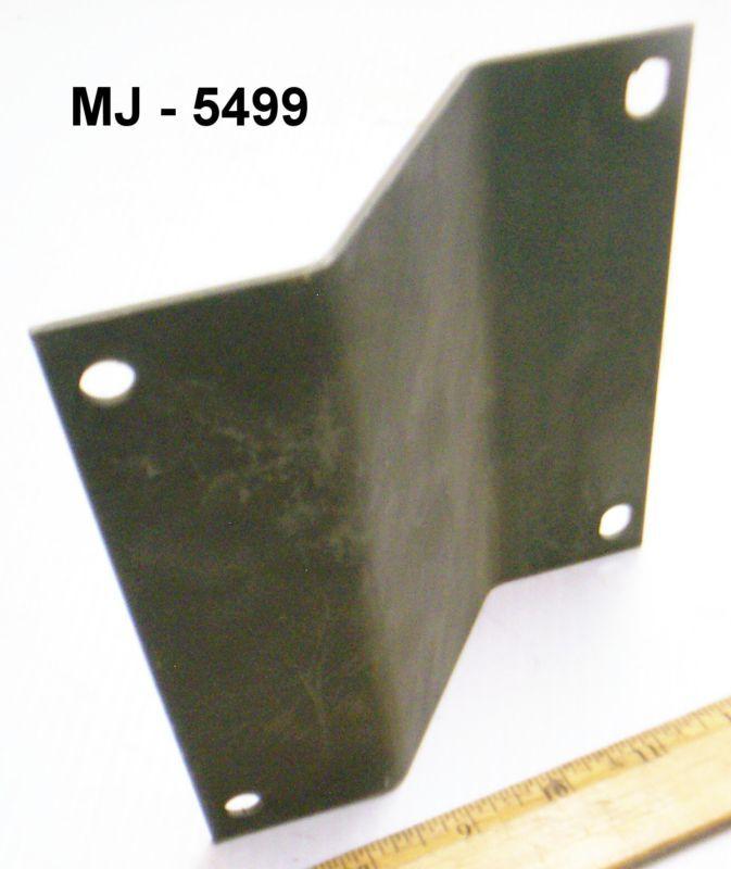Bent Steel Plate