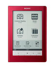 Sony Red eBook Readers