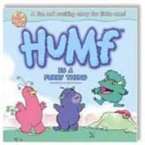 Humf is a Furry Thing Board Book, New