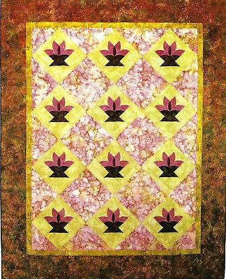 Basket Bouquets Quilt Pattern By Southwind Designs