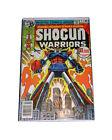 Shogun Warriors Bronze Age War Comics