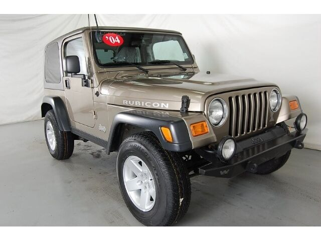 Rubicon SUV 4.0L CD AIR CONDITIONING CRUISE CONTROL