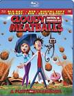 Cloudy With a Chance of Meatballs (Blu-ray/DVD, 2010, 2-Disc Set, Canadian; French)