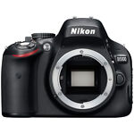 Nikon COOLPIX D5100 16.2 MP Digital SLR Camera - Black (Body Only)