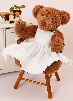 Vintage Style Petticoat For Doll Or Bear 14-18 Ins