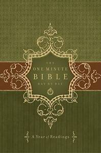 NEW The One Minute Bible Day by Day: A Year of Readings