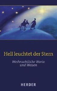 Ulrich Sander - Hell leuchtet der Stern. Weihnachtliche Worte und Weisen /4