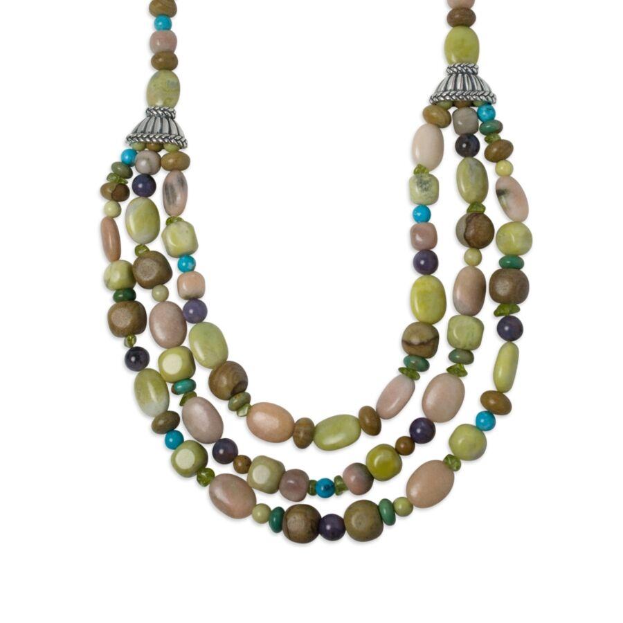 Edelstein-Anhänger und -Halsketten finden
