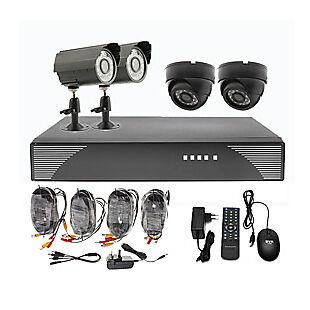 schutz und sicherheit f r ihr zuhause dummys kameras und komplettsysteme zur berwachung ebay. Black Bedroom Furniture Sets. Home Design Ideas