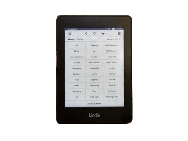 Amazon Paperwhite 3G