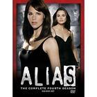 Alias - The Complete Fourth Season (DVD, 2009, 6-Disc Set)
