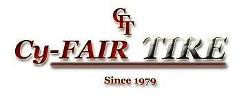 Cy-Fair Tire