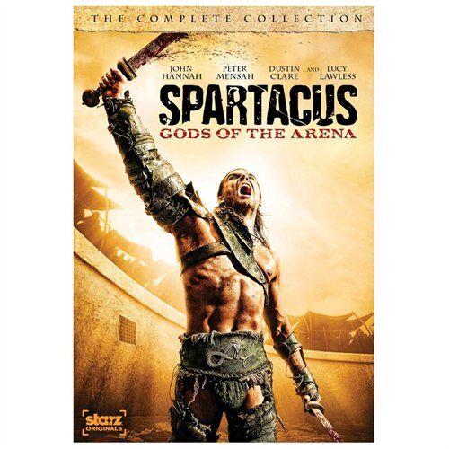 US-amerikanische Serie Spartacus: Schlachten-Gemetzel um den römischen Gladiator