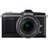 Camera: Olympus PEN E-P2 12.3 MP Digital Camera - Black (Kit w/ 14-42mm Lens)