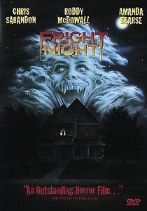 Fright Night (DVD, 1998)