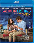 Salmon Fishing in the Yemen (Blu-ray Disc, 2012, Canadian)