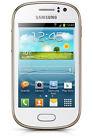 Samsung Galaxy Fame GT-S6810P (Latest Model) - 4 GB - White (Unlocked) Smartphone