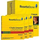 Rosetta Stone Web & Desktop Publishing Software in French