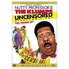 Nutty Professor II: The Klumps (DVD, 2001, Uncensored Collector's Edition)