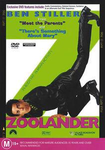 Zoolander (2001) Ben Stiller - NEW DVD - Region 4