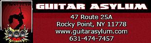 Guitar Asylum Store