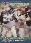 Seattle Seahawks Pro Set Football Trading Cards
