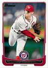 Bowman Serial Numbered Stephen Strasburg Baseball Cards