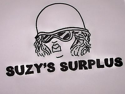 SUZY'S SURPLUS