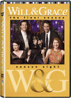 Will & Grace - Season 8 - The Final Season (DVD, 2008, 4-Disc Set)