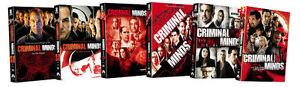 Criminal Minds: Seasons 1-6 (DVD, 2011, 36-Disc Set)