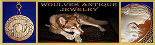 Woulves Antique Jewelry