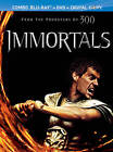 Immortals (Blu-ray/DVD, 2012, Canadian; Steelbook) (Blu-ray/DVD, 2012)