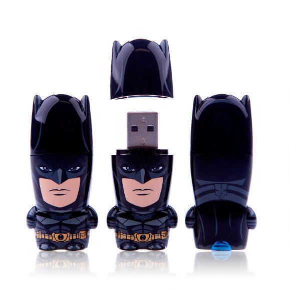 MIMOBOT Batman Series 4 GB USB Flash Drives