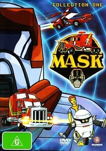 M.A.S.K.: Collection 1 NEW DVD SEALED R4