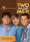 Charlie Sheen Two and a Half Men DVD Movies