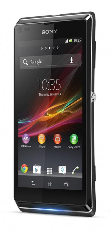 Sony  XPERIA L - 8 GB - Black - Smartphone