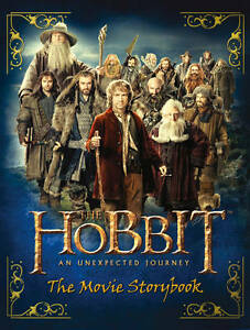 Tolkien-J-R-R-Movie-Storybook-The-Hobbit-An-Unexpected-Journey-Book