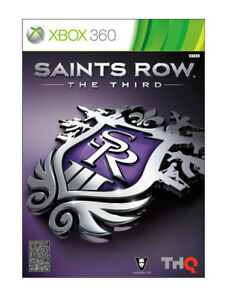Saints Row: The Third (Microsoft Xbox 36...