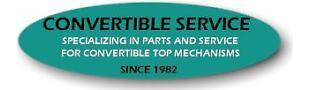 Convertible Service Top Parts