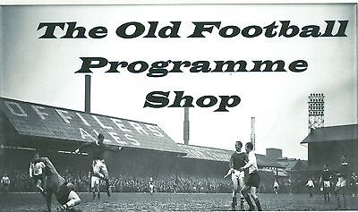 The Old Football Programme Shop