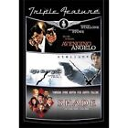 Sylvester Stallone Triple Feature (DVD, 2010, 2-Disc Set) (DVD, 2010)