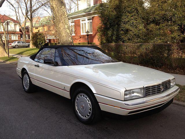 Image 1 of Cadillac: Allante 2dr…